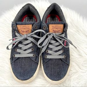 Levi's Jeffrey 501 Summer Breeze Men's Sneakers